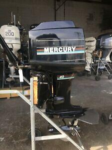 Mercury classic 40hp Outboard Motor