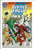 JUSTICE LEAGUE INTERNATIONAL # 51 (DC Comics, JUNE 1993), NM