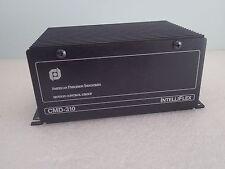 WARRANTY American Precision Industries Control CMD-310 IntelliFlex