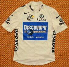 Discovery Channel, Tour de France cycling Shirt by Nike, Medium, 178
