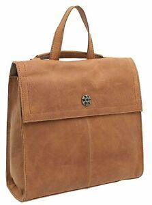 Mala Leather Tudor Backpack Bag Tan RRP £82.00