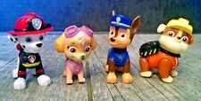 Lot of 4 Paw Patrol Animal Figures