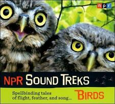 Birds: Spellbinding Tales of Flight, Feather, and Song... (CD)
