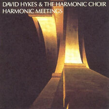 HARMONIC MEETINGS (2 CD) — DAVID HYKES AND THE HARMONIC CHOIR