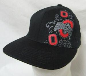 "Ohio State Buckeyes Mens Size S/M ""Hot Corner 619"" Baseball Cap Hat E1 916"