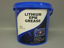 Lithium EPM Grease Moly Molybdenum Multi-Purpose Bearings CV Joints 5KG