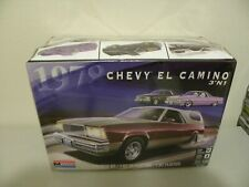 Revell 1978 Chevy El Camino 3 'n 1 Truck 4491 1/24 Plastic Model Kit
