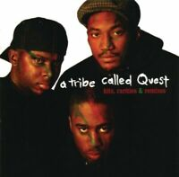 A TRIBE CALLED QUEST Greatest Hits Rarities Remixes CD Best of RARE Gift idea