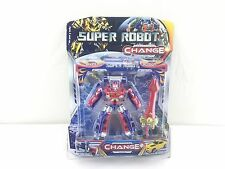 Super Robot OPTIMUS PRIME Truck Robot Transformers Action Figure Toys NEW SEALED
