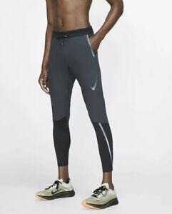 NEW! Nike Core Swift Men's Running Pants BV4809-010 Color Black Size X-Large