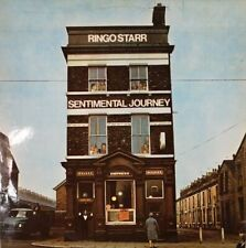 RINGO STARR THE BEATLES - SENTIMENTAL JOURNEY - SPANISH 1ST PRES LP 1970 ODEON