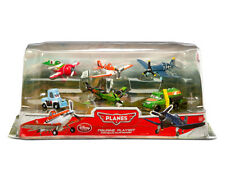 Authentic Disney Planes Figurine Playset  4 Planes and 2 Vehicles NEW IN PACKAGE