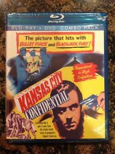 Kansas City Confidential (Blu-ray/DVD,2011,2-Disc) NEW-Authentic US Release