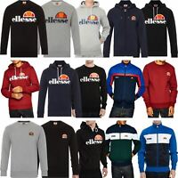 Ellesse Assorted Popover Zip Sweatshirts Hoodies & Tops - S, M, L, XL