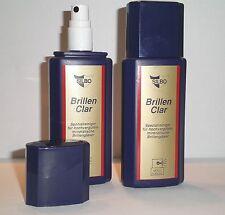 1 x SILBO Brillenreiniger - Spezial- Reiniger für Brillengläser 100 ml neu