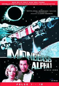 Mondbasis Alpha 1 - Vol.1 [4 DVDs]