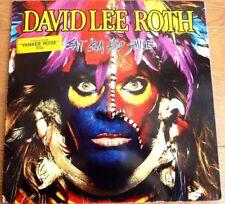 David Lee Roth - Eat Em And Smile UK 80s Vinyl LP Original Press