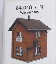 Artmaster 84.018 Wasserhaus Bausatz Spur N 1:160 NEU OVP