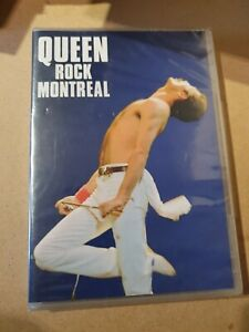 queen rock montreal new and sealed dvd
