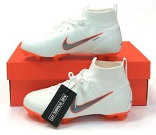 0423ef9f9 Nike Jr Mercurial Superfly 6 Elite FG Soccer Cleats Ah7340-107 White Size 4y