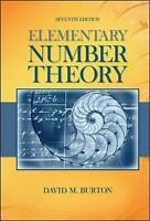 Elementary Number Theory by Burton, David M. (Hardback book, 2010)