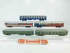 bn479-2 #5X Märklin H0 / AC bastler-blech-personenwagen etc : a4üm + Contour 232