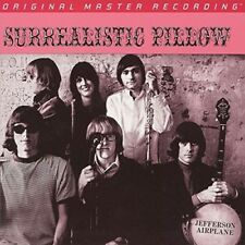Surrealistic Pillow by Jefferson Airplane (CD, Jan-2017, Mobile Fidelity Sound Lab)