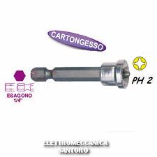 34194 MAURER INSERTO PER CARTONGESSO PH2 MM 50