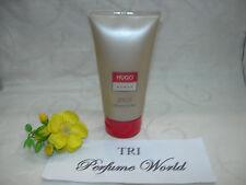 HUGO WOMAN Shower Gel by Hugo Boss Women Tube 5.1 oz. RARE