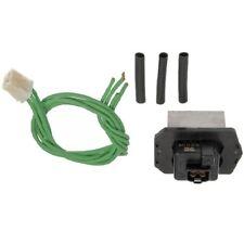 Fits Honda Civic Acura RDX 01-15 Heater Blower Motor Resistor Kit Dorman 973-452
