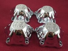 U.S. Mags Wheels Chrome Custom Wheel Center Caps Set of 4 # 1002-13 / CAP M-696