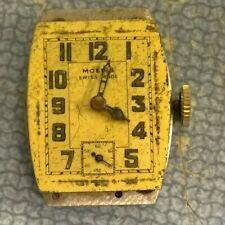 Running Moeris 20/26T 15j Men's Wristwatch - Watchmaker Replacement Part