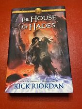 First Edition The Heroes of Olympus Ser.: The House of Hades by Rick Riordan