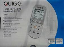 Quigg Tens Ems Massage-Gerät Ten 603 Elektrostimulationsgerät Tensgerät Bj.2020