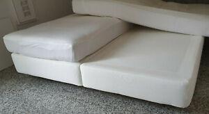 IKEA Boxspring - Doppelbett 180 x 200 cm ohne Matratzen, unbenutzt NEUWERTIG TOP