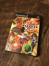 Bakugan Battle Brawlers COMPLETE GAME for your Playstation 2 PS2 system VG KIDS