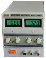 Tekpower TP-3003D Digital Variable Linear-type DC Power Supply