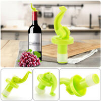 Wine Bottle Beer Sealed Bottle Cap Opener Stopper Corkscrew Plug Bar Home Tool