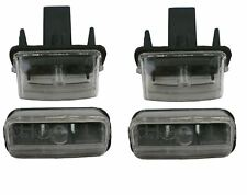 Peugeot 307 2005-2008 Number Plate Licence Lamp Pair Left & Right