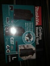 Makita 12v Heated Vest. Large. Includes battery, charger and  USB adapter.