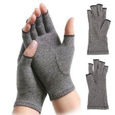 Unisex Arthritis Pressure Health Gloves Relief Carpal Brace Hand Wrist Gift EY