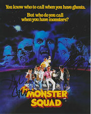 Monster Squad Movie Ryan Lambert & Andre Gower Firmado 8X10 Foto C