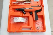 Ramsetred Head D60 Low Velocity Powder Activated Fastening System Gun