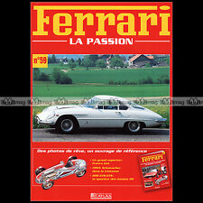 FERRARI N°59.b Album photos 410 & 400 SA SUPER AMERICA 250 365 CALIFORNIA