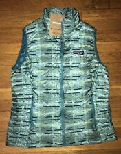 Patagonia Down Sweater Vest Women's Large Brand New NWT