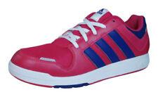 Scarpe scarpe da ginnastici rossi marca adidas per bambini dai 2 ai 16 anni