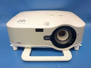 NEC NP2000 Projector   4000 Lumens XGA 1024x768 UXGA 1600x1200 VGA DVI Component