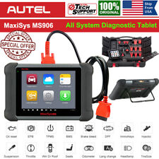 2020 Autel MaxiSys MS906 OBD2 Auto Scanner Wifi Diagnostic Tool ECU Key Coding