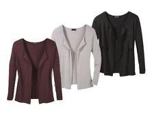 Premium Collection Damen Strickjacke Jacke Feinstrick Cardigan Langarm auswahl