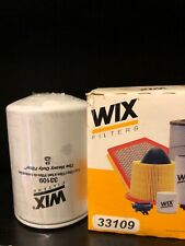 Wix  33109 Fuel Filter 10105 PM333 LFP5002 P333 A16001 PH993 FF962 Free Shipping